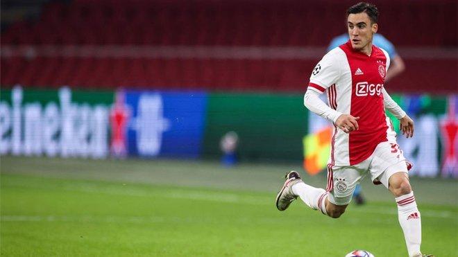 Tagliafico renueva con el Ajax hasta 2023