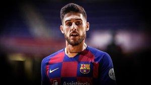 Adolfo Fernández es un jugador clave en este Barça