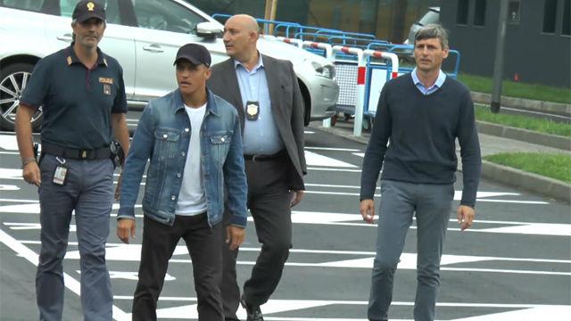 Alexis Sánchez ya está en Milán para fichar por el Inter