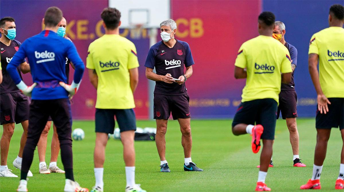 Así será la recta final de la Liga para el FC Barcelona