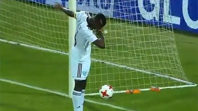 El asombroso gol dab de Pogba