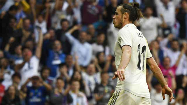 Bale aprovechó la titularidad con Zidane y cerró el marcador con el 2-0