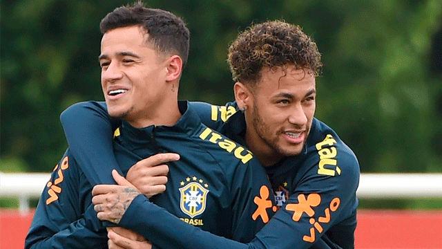 El Barça ya negocia por Neymar