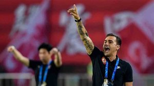 Cannavaro ha perdido la Superliga china