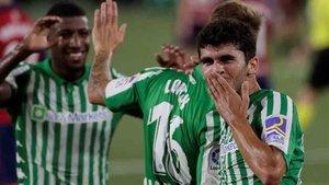 Carles Aleñà acaba su cesión en el Betis