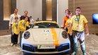 Cars For Smiles ,promovida por la Fundación Johan Cruyff