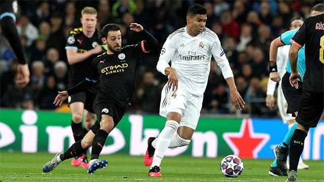Casemiro: Si hay un equipo que puede remontar es el Madrid