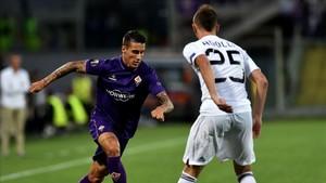 Cristian Tello ha jugado la última temporada cedido en la Fiorentina