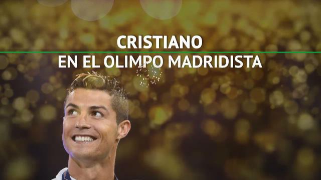 Cristiano Ronaldo, la última leyenda del Madrid