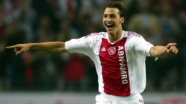 Se cumplen 15 años del último golazo de Ibrahimovic con la camiseta del Ajax