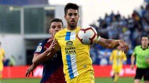 Dídac Vilà disfruta con la temporada del Espanyol