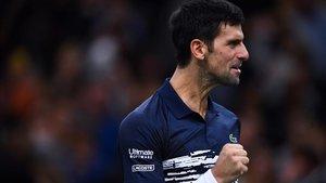 Djokovic, dispuesto a luchar por el número uno