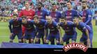 Esta es la alineación que presentó Ernesto Valverde ante el Valencia