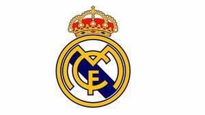 Este es el escudo del Real Madrid