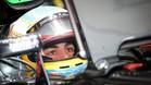 Fernando Alonso, en Japón