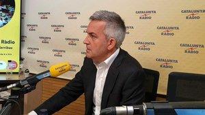Font, durante su entrevista en Catalunya Ràdio