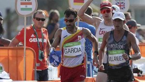 García Bragado fue tercero en el Campeonato de España