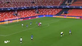Un gran gol que no sirvió de nada: La picada de Ferran Torres ante el Atalanta