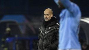 Guardiola podría salir del City este mismo verano
