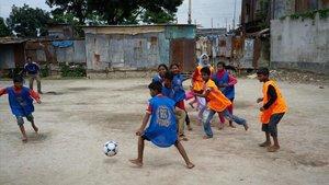 Imagen del documental Un Joc anomenat esperança
