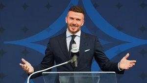 El Inter de Beckham inaugurará su estadio el 14 de marzo