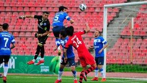 El FC Istiklol Dushanbe jugó a puerta cerrada