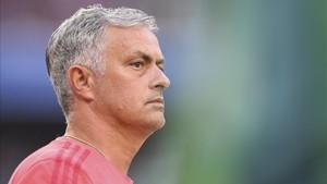 Jose Mourinho no está nada contento con los fichajes