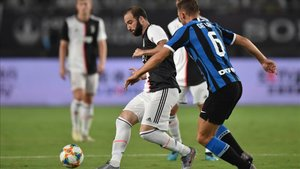 Juventus e Inter se juegan más que tres puntos