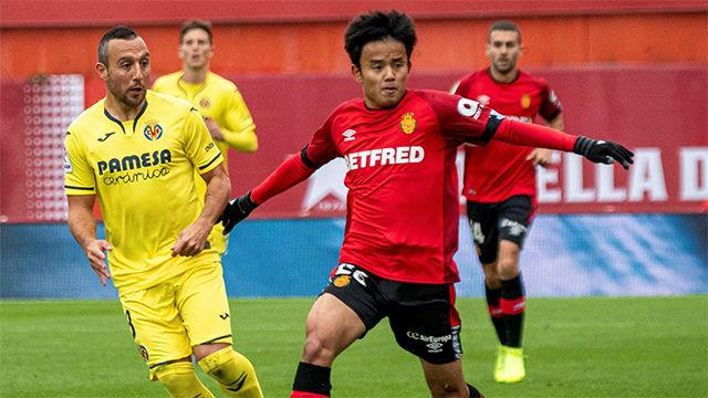 Kubo fue una pesadilla para el Villarreal: sus mejores jugadas