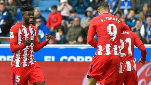 LALIGA | Alavés - Atlético de Madrid (0-1)