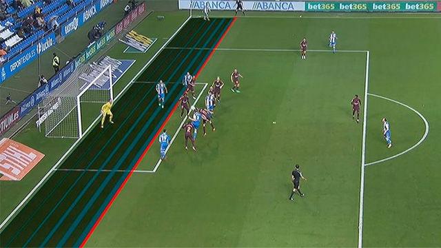 LALIGA | Depotivo - FC Barcelona (2-4): El gol anulado al Lucas Pérez