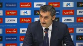 LALIGA   Espanyol-Barça (1-1)   Valverde: El gesto de Piqué lo enmarco dentro de la rivalidad