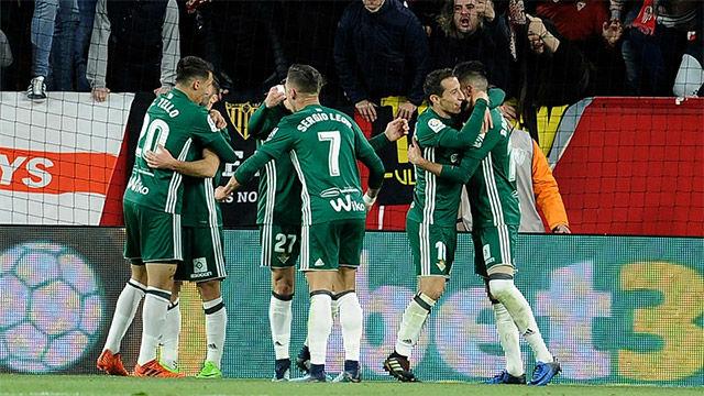 LALIGA | Sevilla - Betis (3-5)