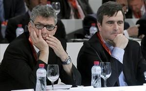 Las relaciones entre Ángel Maria Villar y Miguel Cardenal llevan mucho tiempo siendo tensas
