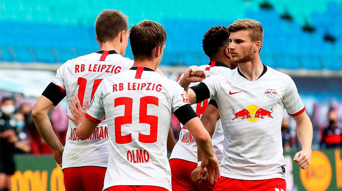 El Leipzig tropieza con la misma piedra