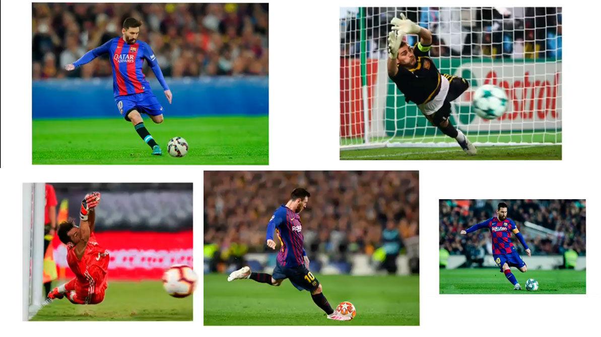 El loop definitivo de Leo Messi: ¡no te cansarás de verlo!