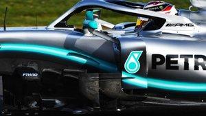 Mercedes prepara la presentación del sucesor del campeón W10