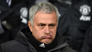 Mourinho no está pasando por su mejor momento