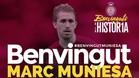 Muniesa ya es nuevo jugador del Girona