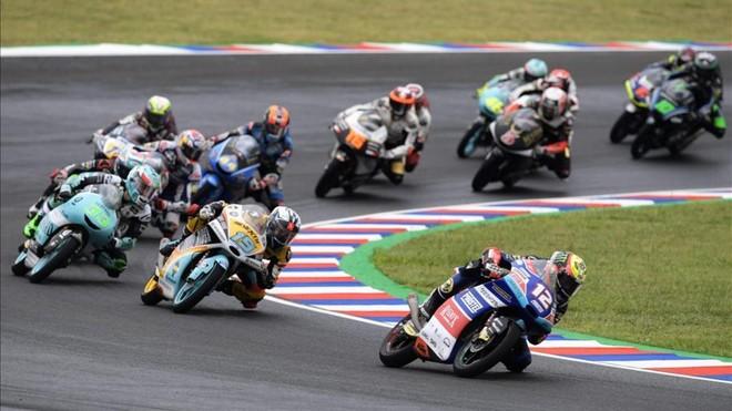 Martín se lleva la 50ª victoria española en Moto 3