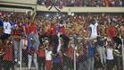 Panamá vivió una noche de locura y éxtasis