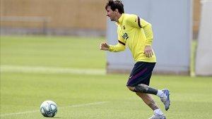 Para Puig, Messi no tendrá problemas para estar en Mallorca