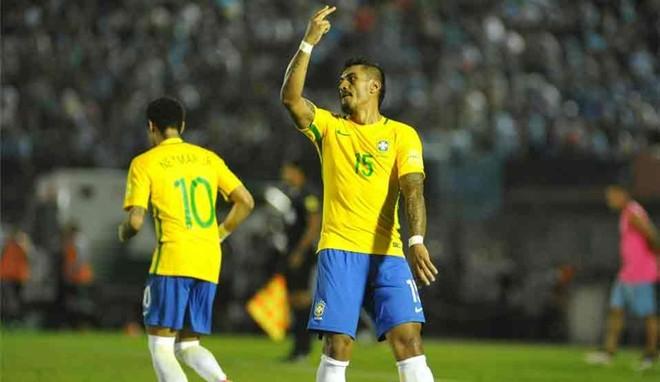 Paulinho quiere jugar en el Barcelona