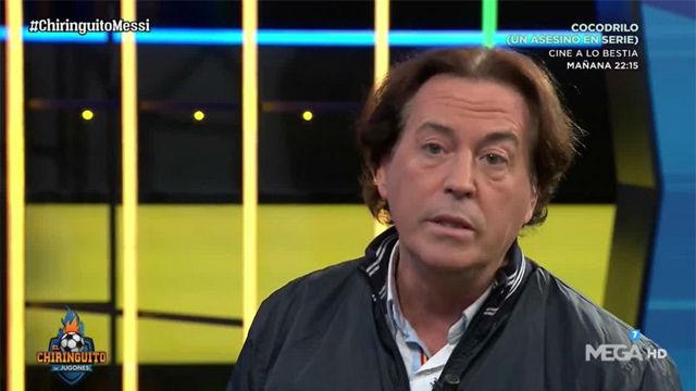 Pipi Estrada, contra Maradona