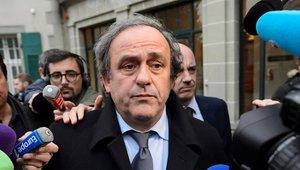 Platini desmiente la cantidad reclamada a la UEFA