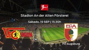 Previa del encuentro: el Union Berlín inicia la Bundesliga jugando contra el FC Augsburg