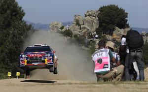Rally Cerdeña - Italia