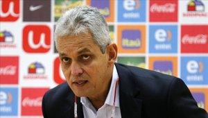 Reinaldo Rueda llegó a Chile luego de dirigir al Flamengo