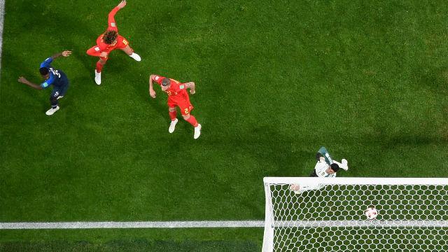 Rusia 2018 | Un cabezazo de Umtiti envía a Francia a la final