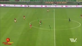 El segundo gol de Jonathan Soriano ante el Guangzhou